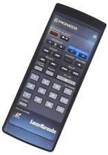 Genuine Pioneer CU-CLD102 LASERDISC/CD/VCD Player Télécommande pour CLD-V750 CLD-1730K