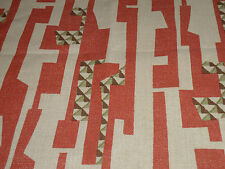 Thomas Callaway for Holland and Sherry fabric Harlequin Stripe 4.5m