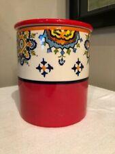 New listing Euro Ceramica Mumbai Canister Euc (P)