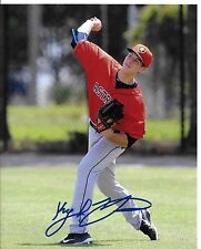 Kyle Tucker Signed 8x10 Inch Photo with COA Houston Astros Autograph Auto