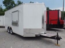 Concession Trailer 8.5' x 16&