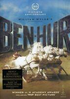 Ben-Hur [New DVD] Anniversary Ed, Rmst, Restored, Dolby, O-Card Packag