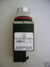 ALLEN BRADLEY 800MRFX OPERATOR FOR PUSHBUTTON WOUT/CAP