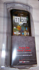 VERIZON SNAP-ON HARD COVER FITS DROID ERIS BY HTC - NEW!