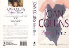 JOAN COLLINS - Original Printers Card Promotinal Proof PRIME TIME Book  C#52