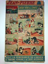 Mag JEAN PIERRE N° 70 R.DANSLER BOB DAN chasseurs du CONGO 1939 oeil de faucon