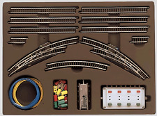 E8193  Z SCALE MÄRKLIN 8193 SET-T2 Station Track Set - NEW
