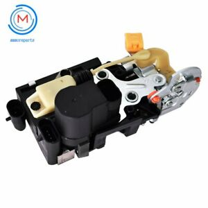 For Chevy S10 GMC Sonoma 15066132 931260 Door Latch & Actuator Front Left