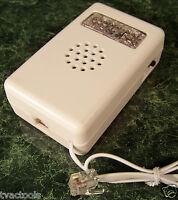 Extra Loud TELEPHONE RINGER W FLASHING LIGHT Multiple Phone Setting easy hook up