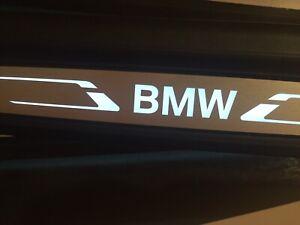 Genuine bmw led door sill