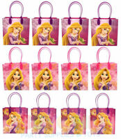 Tangled Rapunzel Gift Bags Party Favor Treat Goody Candy Loot Birthday Bags