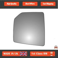 Left Passenger side convex Wing Mirror Glass for Ford F150 2015-2020 693LS