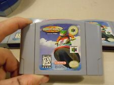 Wave Race 64 Nintendo 64 N64 Game Kawasaki JetSki/Seadoo Wave Racer/Racing Stunt
