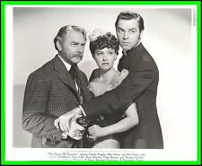 """ELLEN DREW, CHARLES RUGGLES & PHILLIP TERRY in """"The Parson of Panamint"""" Or. 1941"""