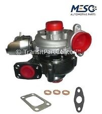 Cargador turbo Ford Focus C-Max CITROEN PEUGEOT MINI Volvo Mazda 1.6 110 PS