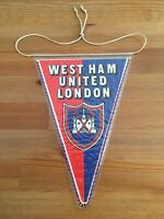 west ham united Wimpel/pennant ⚒🇬🇧