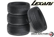 4 X New Lexani LXUHP-207 245/40ZR18 97W XL All Season High Performance Tires