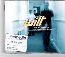 (FK604) Wilt, It's All Over Now - 1999 CD