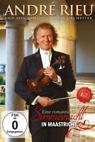 EINE ROMANTISCHE SOMMERNACHT IN MAASTRICHT - RIEU,ANDRE   DVD NEW+