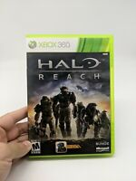 Halo: Reach (Microsoft Xbox 360, 2010) Complete in box