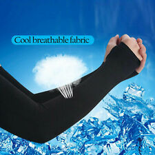 for Men Women Kids Sunblock Protective Gloves - Long Arm Cooling Sleeves,1 Pair
