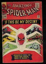Marvel comics 1st appearance Gwen Stacy Harry Osborne 31 Spiderman amazing 4.0