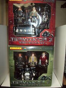 Kubrick Terminator 3 Raise of the Machines Set A & B