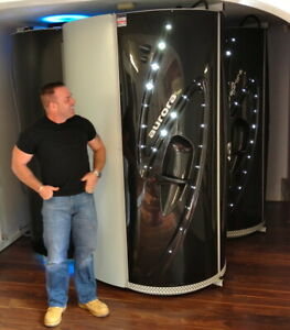 Sunquest Aurora Vertical Sunbed Special Edition A1 Condition NEW Lamps