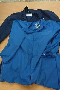 Ladies or Mens Use Blue colour boiler suit.