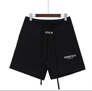 FOG fear of god ESSENTIALS shorts 2021 new (7 colors)