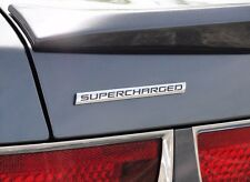 Cadillac CTS-V Super Charged Emblem  STS-V ATS-V XLR-V
