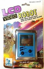 Vintage 1998 Nintendo Mini Classic LCD Video Hand Held Toy Game - Clock & Time