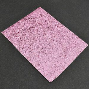 A4 Shinny Large Grained Glitter Paper Sheet DIY Craft Wedding Christmas Supplies