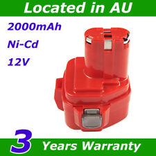 Battery For Makita 12V Drill 2.0Ah Ni-Cd 1220,6227D,6317D,6918D 1222 1230 1233