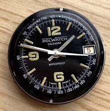 Polwatch Cal. Bfg 866 Main Manuel 31,5 mm Pas Fonctionne pour Pièces Volant Roto