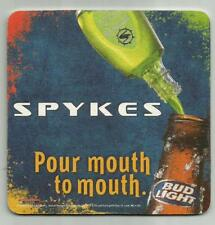 10 Spykes Pour Mouth To Mouth Beer Coasters