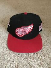 Detriot Red Wings Snap Back Hat