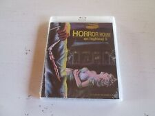 Horror House on Highway 5 (Blu-ray + DVD) Vinegar Syndrome Limited Ed. Brand New