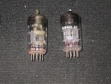 Ecc 81 (=12AT7 / E81CC), Siemens Pair