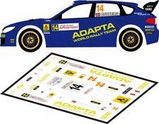 RALLYE DU TAC 2012 DECALS 1//43 SUBARU IMPREZA WRC D43106 #15 SOENENS