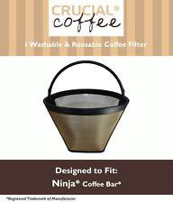 Washable & Reusable Coffee Filter for the Ninja Coffee Bar