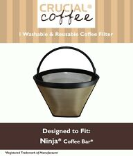 Replacement Ninja Coffee Bar Washable & Reusable Coffee Filter