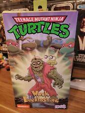 NECA TMNT Muck Everlasting Action Figure Teenage Mutant Ninja Turtles READ