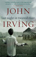 Last Night in Twisted River, Irving, John, Used; Good Book