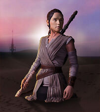 The Force Awakens Rey Mini Bust from Gentle Giant