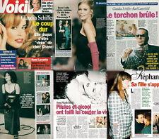 Voici Claudia Schiffer,Stephanie von Monaco,Shannen Doherty,Anna Nicole Smith