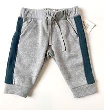 Tucker + Tate Varsity Soft Grey Joggers NWT Retails $25 Price $11.50 3 M