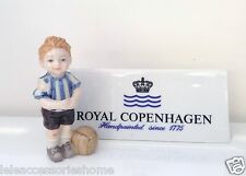 Royal Copenhagen Autocollants - Michael Boy jouer soccer - Royal Copenhagen
