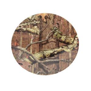 Official Mossy Oak Break-Up Infinity Outdoor Melamine Salad Plate Hunter Cabin
