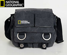 Pro NG 2345 National Geographic DSLR For Canon Nikon SONY Camera Bag GREY